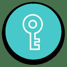 合鍵の作成 / ゲスト用鍵の設置 / 紛失時の予備鍵の設置