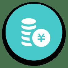 売上の受取のための銀行口座設定サポート