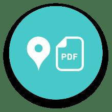 チェックインマニュアルの作成 / ゲストへPDFデータ作成